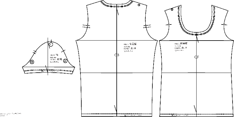 LCS11-A001 PATTERN